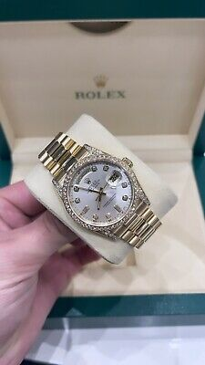£25500 • Buy Rolex Day Date 118388 Factory Set Box & Papers 118238 118235 118338