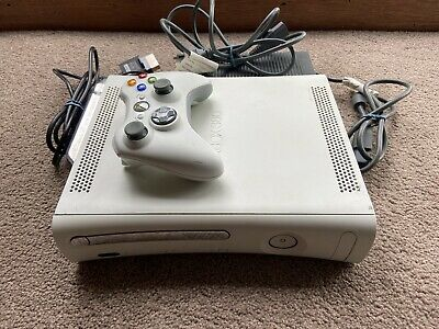AU80 • Buy Xbox 360 Phat Console - 120GB HDD Tested & Working