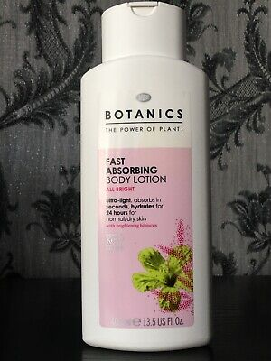 £7 • Buy Boots Botanics Fast Absorbing All Bright With Hibiscus Body Lotion 1 X 400ml