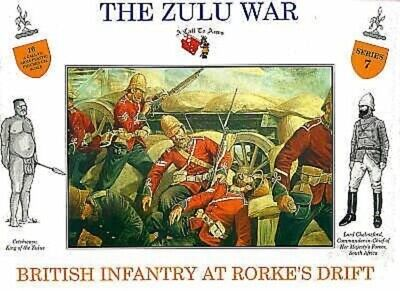 £11.20 • Buy A Call To Arms British Infantry At Rorke's Drift Zulu War Wars Soldier Kit 1:32