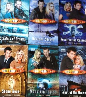 Doctor Who - Ninth And Tenth Doctor BBC Novels (please See List) • 3.50£