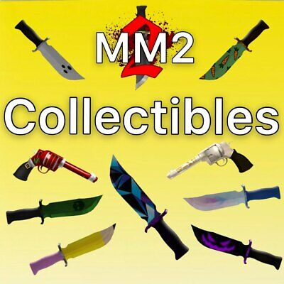 AU28.49 • Buy MM2 Roblox - ALL RARE COLLECTIBLES FAST AND CHEAP (Read Desc)