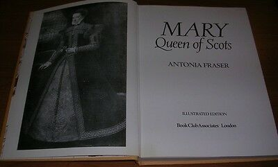 CB293 – A Fraser: Mary Queen Of Scots • 6.95£