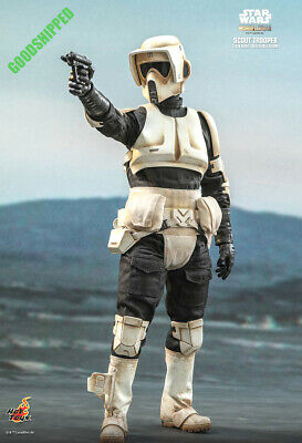 $ CDN363.82 • Buy Ready Hot Toys Star Wars The Mandalorian Scout Trooper Normal Tms016 Fast Stock