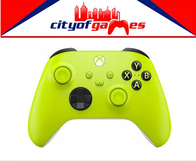 AU99.95 • Buy Xbox Controller Electric Volt Xbox Series X, Xbox One, PC Brand New In Stock