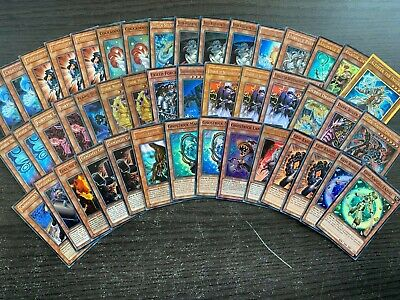 Yu Gi Oh Rare Effect Monster Cards All 1st Edition A To G - 70 • 5.75£
