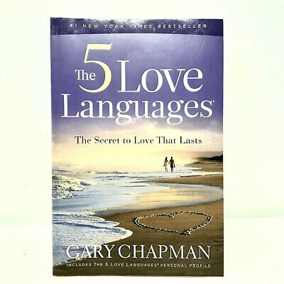 AU10.04 • Buy The 5 (five) Love Languages By Gary Chapman Paperback