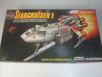 £88 • Buy 1978 AIRFIX STARCRUISER 1 Model KIT / GERRY ANDERSON Space 1999 UFO Thunderbirds