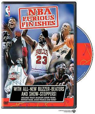 £18.11 • Buy NBA Furious Finishes (DVD, 2005)