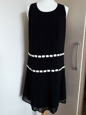 £6.95 • Buy Ladies Stunning Black Dress - Size 12 - By Very - New No Tags