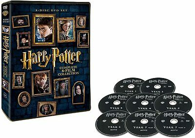 $ CDN139.98 • Buy Harry Potter Complete 8 Film Collections DVD Set Japan AT0429Y