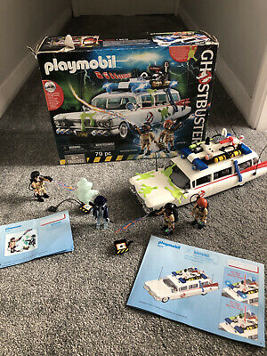 Playmobil Ghostbusters Ecto 1 • 10£