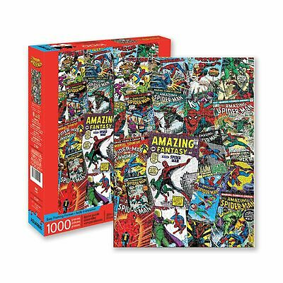 £16.96 • Buy Marvel Spiderman Collage 1000 Piece Puzzle Jigsaw