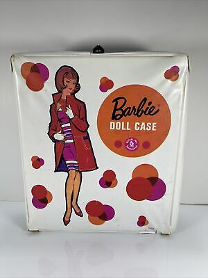 $ CDN13.59 • Buy Rare Vintage 1958 Mattel Barbie Doll White Case #1002 No Handle