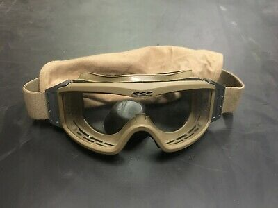£10.73 • Buy ESS Profile NVG Goggles Army Issue Military Tan, Clear