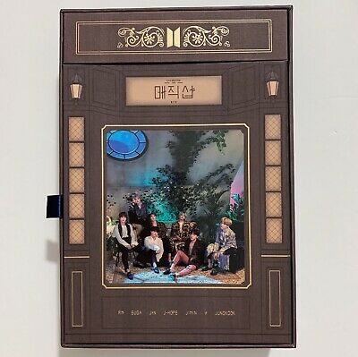 $150 • Buy [US SELLER] BTS 5th Muster Magic Shop Official Blu-ray DVD (No Photocard)