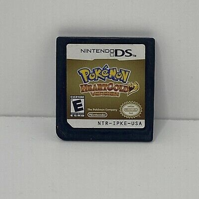 $119.99 • Buy Pokemon: HeartGold Version - DS - Authentic - Tested - Cartridge Only