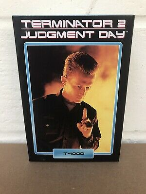 £39.99 • Buy Neca Terminator 2 Judgement Day Ultimate T-1000 Action Figure 7  - New Sealed