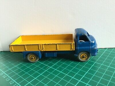 £24.95 • Buy Dinky Big Bedford 522 Blue Cab Yellow Truck. Meccano 1950s