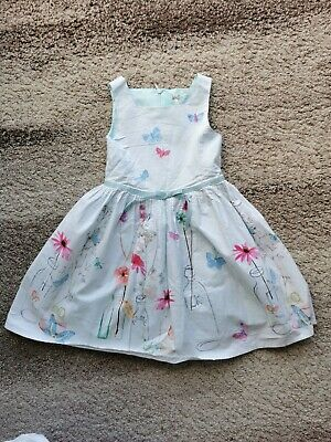 £6.99 • Buy Next Girl Prom Dress Size 6 Years