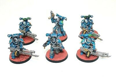£43.72 • Buy Warhammer Chaos Space Marines Havoc Squad Well Painted - JYS81