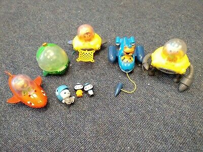 £40 • Buy Octonauts Toy Vehicle  Bundle With Gup B, D, E, R, Claw + Figures T458