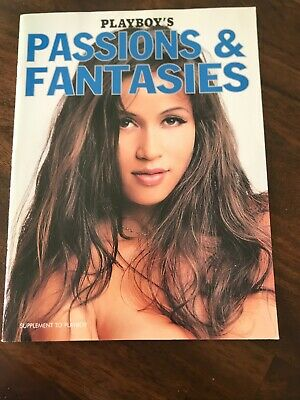 $ CDN18.14 • Buy Playboy Supplement Passions & Fantasies 2001 Jaime Pressly Mint Condition