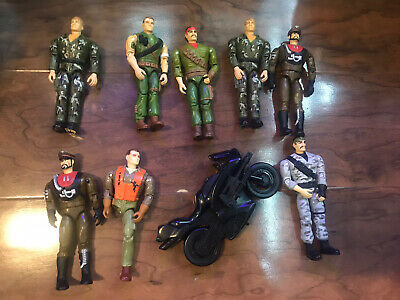 $ CDN60.01 • Buy GI Joe Sgt. Savage Sergeant 1995 Figure Vehicle Lot