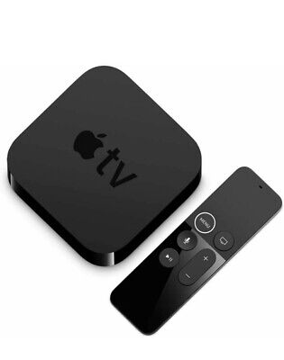 AU160.89 • Buy Apple TV (4th Generation) 32GB HD Media Streamer - Black (MR912LL/A)