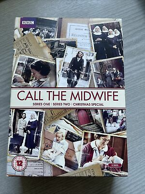 Call The Midwife - The Collection (DVD, 2013, 6-Disc Set, Box Set) • 0.99£
