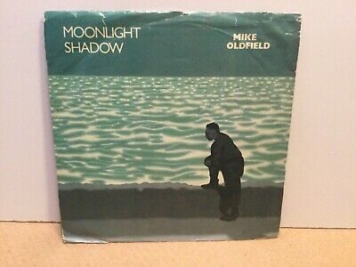 "£2.99 • Buy Mike Oldfield ‎– Moonlight Shadow - 7"" Vinyl Single – 1983 –REF.8659"