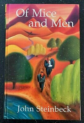 Of Mice And Men (with Notes) By Jim Taylor, John Steinbeck (Hardback, 2000) • 1.99£