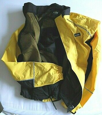 £89.95 • Buy Gill Men's Breathable Sailing Jacket. Not Worn. Size Large.