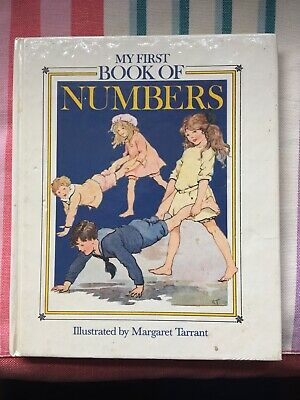 £3.99 • Buy 1989 Vintage ❤ My First Book Of Numbers ❤ Margaret Tarrant Tiger Books ❤ RARE ❤