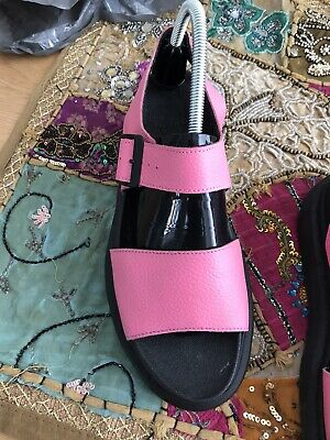 $ CDN76.94 • Buy Dr MARTENS Romi Pink  Sandals Size 7/41 Great Used Condition Worn Twice