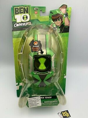 Ben 10 Omniverse Watch Omnitrix Touch V.1 Roleplay Toy [Version ] New • 318.23£