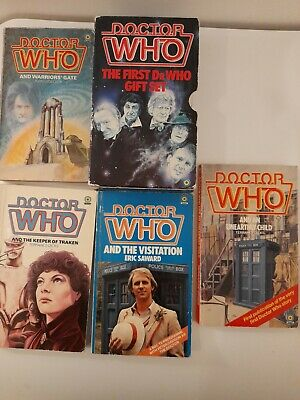 Doctor Who - The First Doctor Who Gift Set - Target Paperback Books • 35£