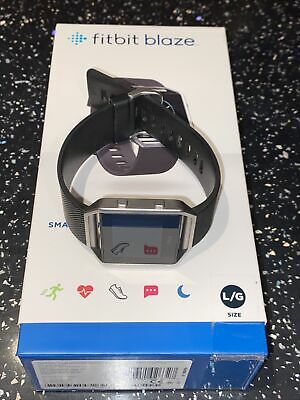 AU27.03 • Buy Fitbit Blaze Smartwatch Fitness Tracker. Large Strap