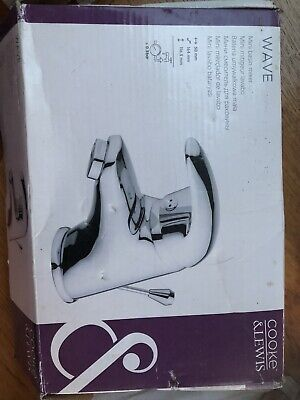 £30 • Buy Basin Mixer Tap With Pop Up Waste-Cooke & Lewis
