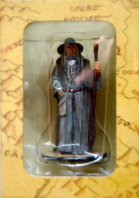 £4.99 • Buy Eaglemoss Lord Of The Rings Figure 22 Gandalf The Grey. Factory Sealed Box.
