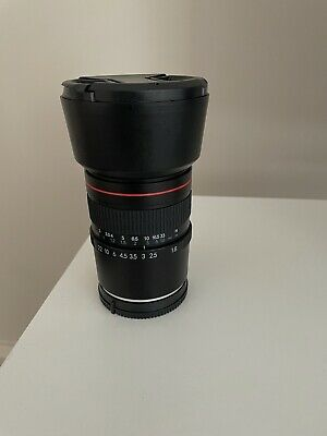 AU72 • Buy Oumij 85mm 1.8 Lens For Sony E Mount