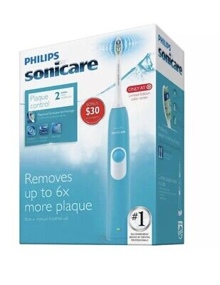 AU51 • Buy Philips Sonicare Series 2 Plaque Control Teal Rechargeable Electric Toothbrush