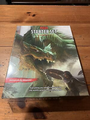 AU32.13 • Buy Dungeons And Dragons Starter Set Roleplaying Game New  Fast/free Shipping