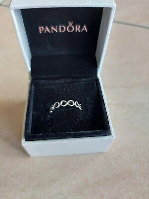 AU25 • Buy PANDORA Infinity Women's Ring - Sterling Silver, Size 54