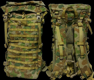 AU249 • Buy Crossfire DG-3 Long Range 80L Field Pack Army Grade Backpack