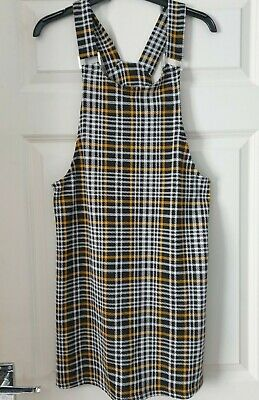 AU3.56 • Buy New Look Pinafore Dress Size 10