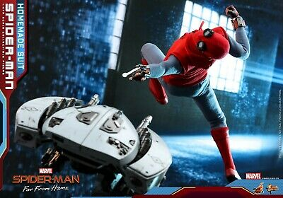 $ CDN294.08 • Buy Hot Toys -Spiderman-Homesuit Version-Spiderman Far From Home-Scale Sideshow