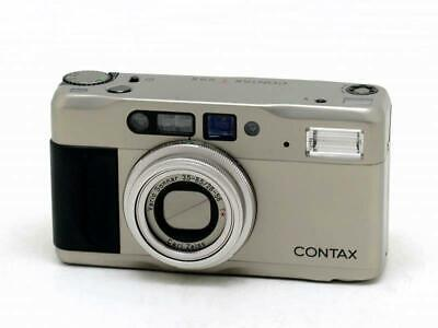 $ CDN945.38 • Buy Contax TVS II 35mm Point & Shoot Film Camera Excellent/Mint From Japan F/S