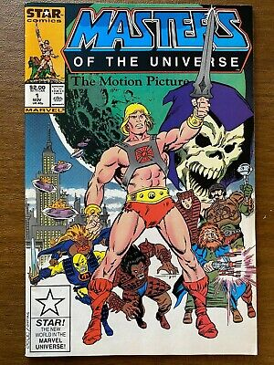 $300 • Buy Masters Of The Universe #1 2 3 4 5 6 7 8 9 10 11 12  Marvel Star 1986