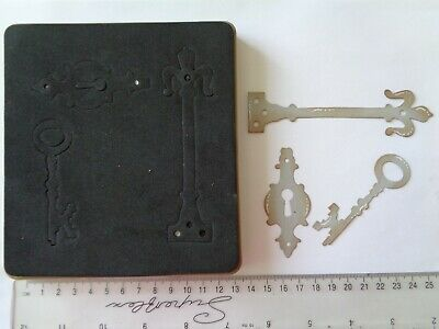 £22 • Buy Sizzix Bigz Tim Holtz Alterations Hardware Findings ~ Rare Craft Die Cutter